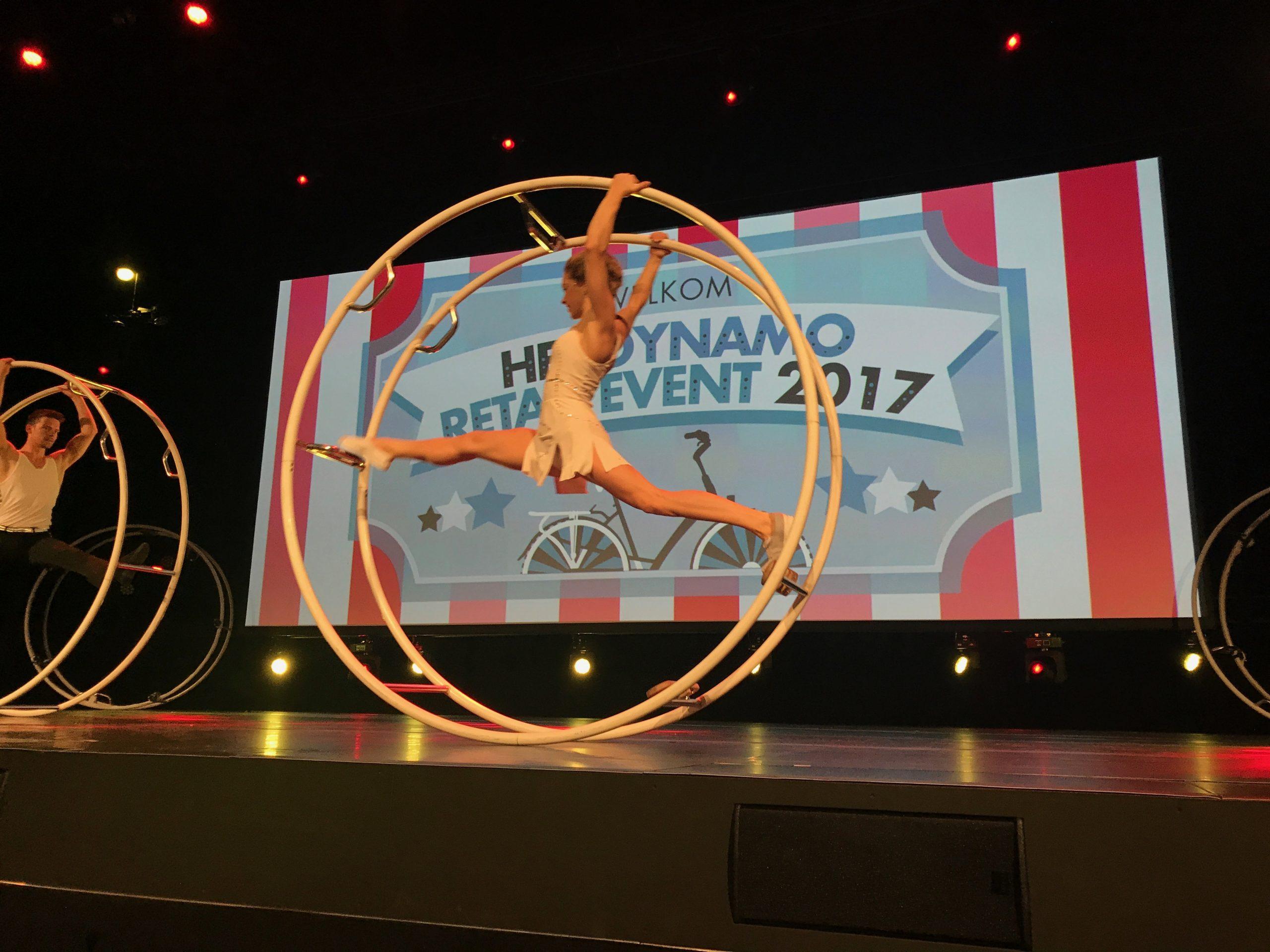 Dynamo Retail Event